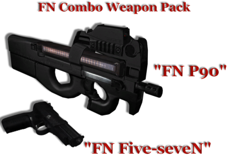 FN Combo Weapon Pack