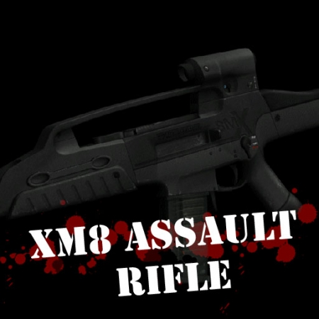 XM8 Assault Rifle