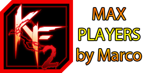 KF2MAXPLAYERS