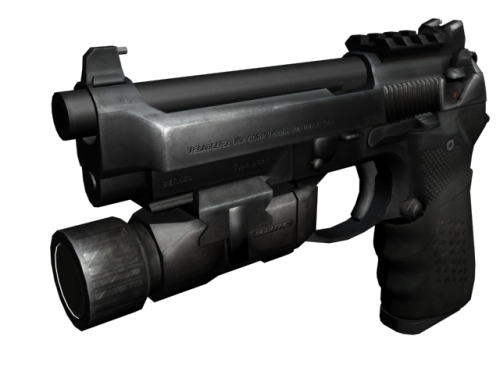 M9A1 From CoD: Ghost