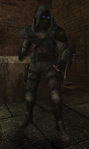 BLACKWATCH Trooper in Killing Floor