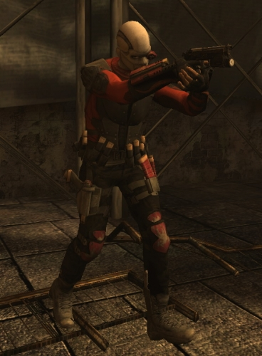 Deadshot in Killing Floor