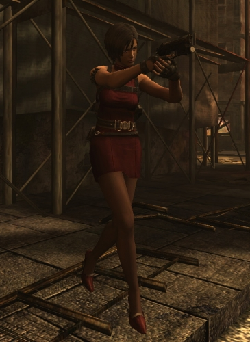 Ada Wong in Killing Floor