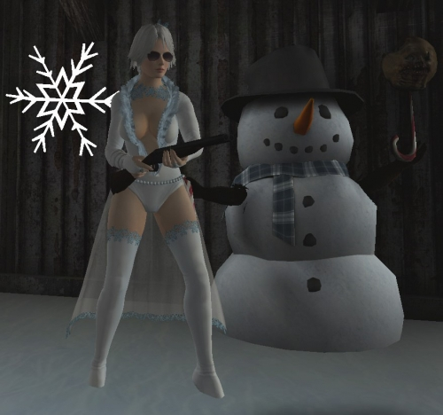 ChristieXmasII in Killing Floor